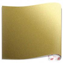 ORO LUCIDO - PVC adesivo per prespaziati
