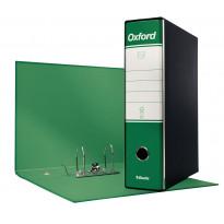 REGISTRATORE OXFORD Protocollo Verde cm. 8
