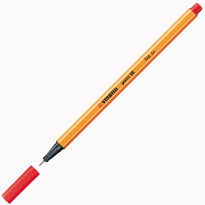FINELINER STABILO POINT 88/40 ROSSO