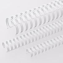 Nero RE810710 GBC Dorsi metallici 34 anelli  11mm 250pz
