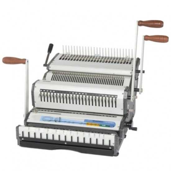 Rilegatrice Wiremac CBM-31 (Wire 3:1 + Comb)