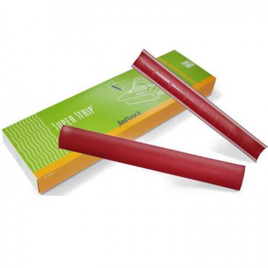 Super Strip per rilegatura Fastback - colore rosso