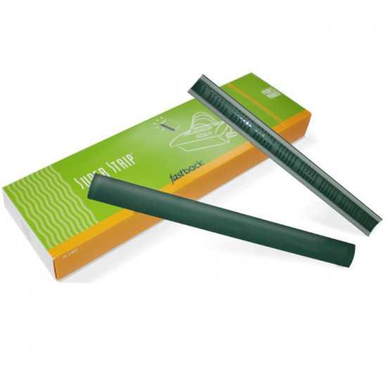 Super Strip per rilegatura Fastback - colore verde