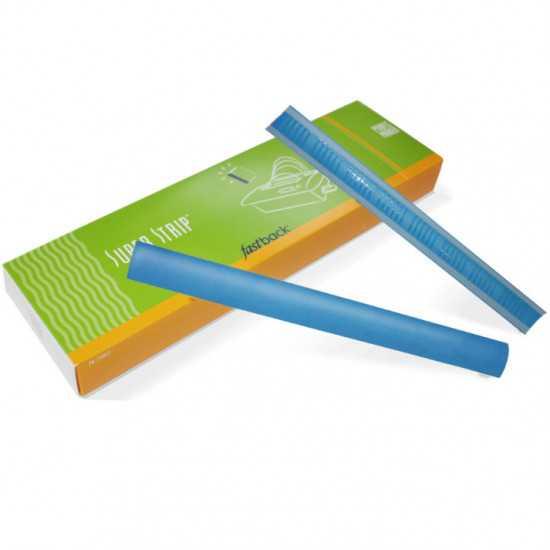 Super Strip per rilegatura Fastback - colore azzurro
