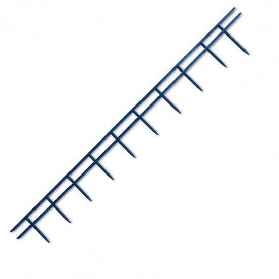 Pettini Surebind a 10 punte - GBC 1132845 - Blu