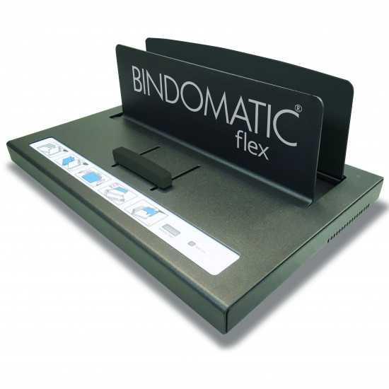 Termorilegatrice Bindomatic ACCEL FLEX