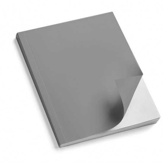 Nr. 100 Copertine stese ARCOBALENO grigio