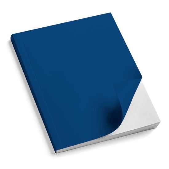 Nr. 100 Copertine stese ARCOBALENO blu