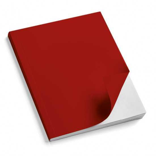 Nr. 100 Copertine stese ARCOBALENO rosso