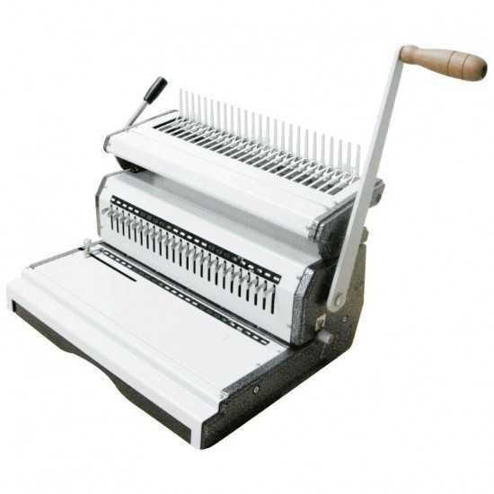 Rilegatrice manuale CombMac-240