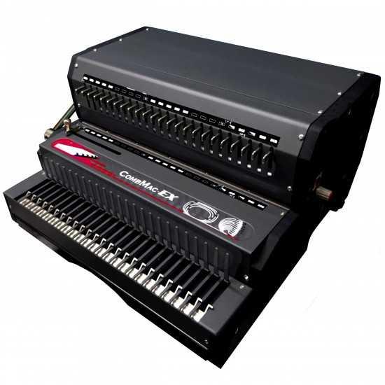 Rilegatrice elettrica CombMac-EX