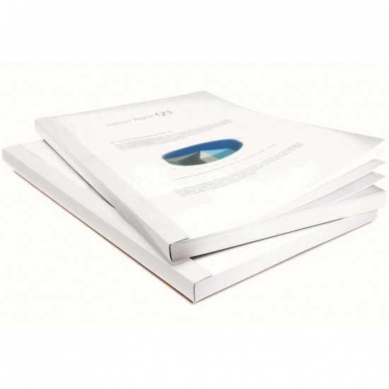 Bindomatic PromoPack AQUARELLE - colore bianco