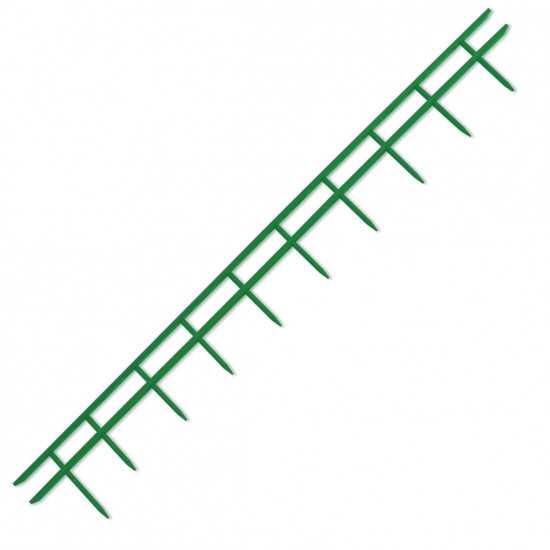 GBC Pettini Surebind a 10 punte - colore verde