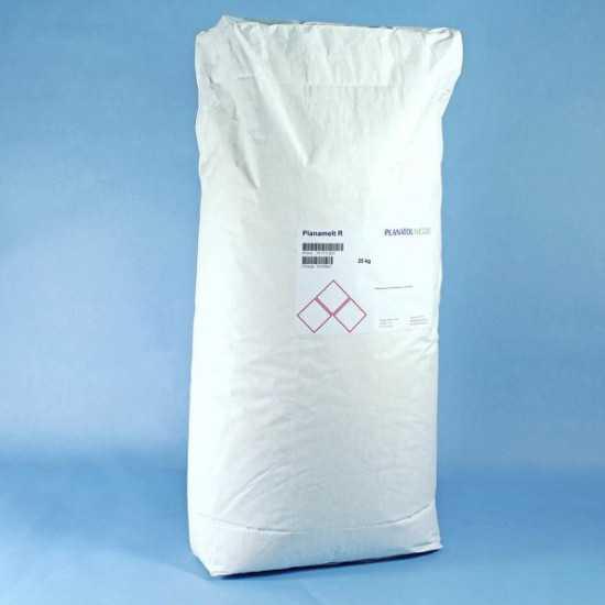 5 kg - Polimero in granuli hot melt PLANAMELT R