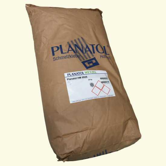 10 Kg - Polimero in granuli Hot Melt PLANATOL HM 9925