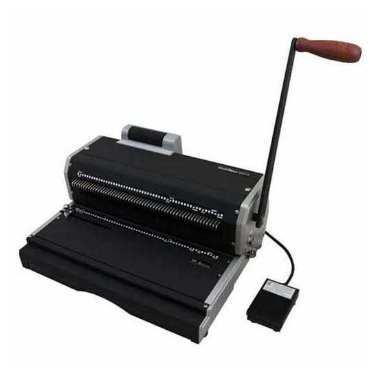 Rilegatrice manuale CoilMac-ER