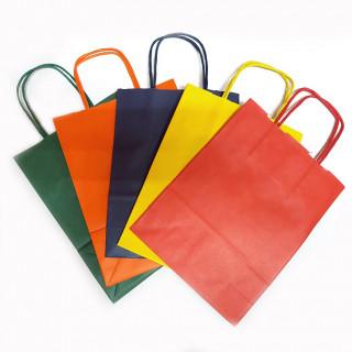 Shopper in carta e shopper compostabili