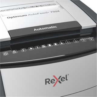 Distruggi Documenti Rexel serie Optimum Auto+