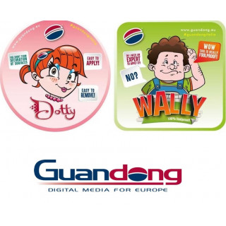 Guandong - Dotty e Wally