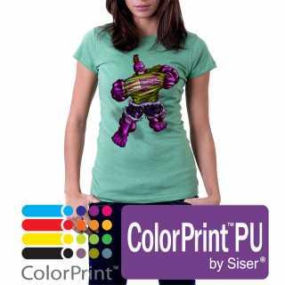 Siser Colorprint - Stampa e taglio