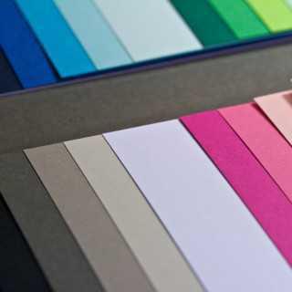 Burano - 21 colori brillanti e di alta qualità