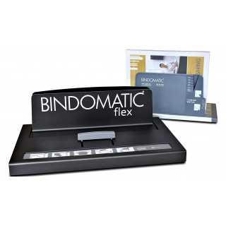Sistema di termo rilegatura Bindomatic