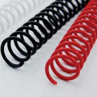 Rilegatura a spirali coil